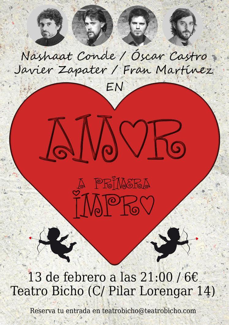 """Amor a primera impro"""