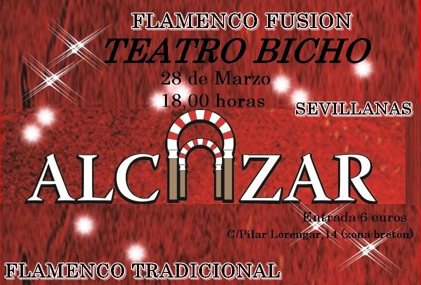 """""""Temperamento"""" Grupo Alcazar"""