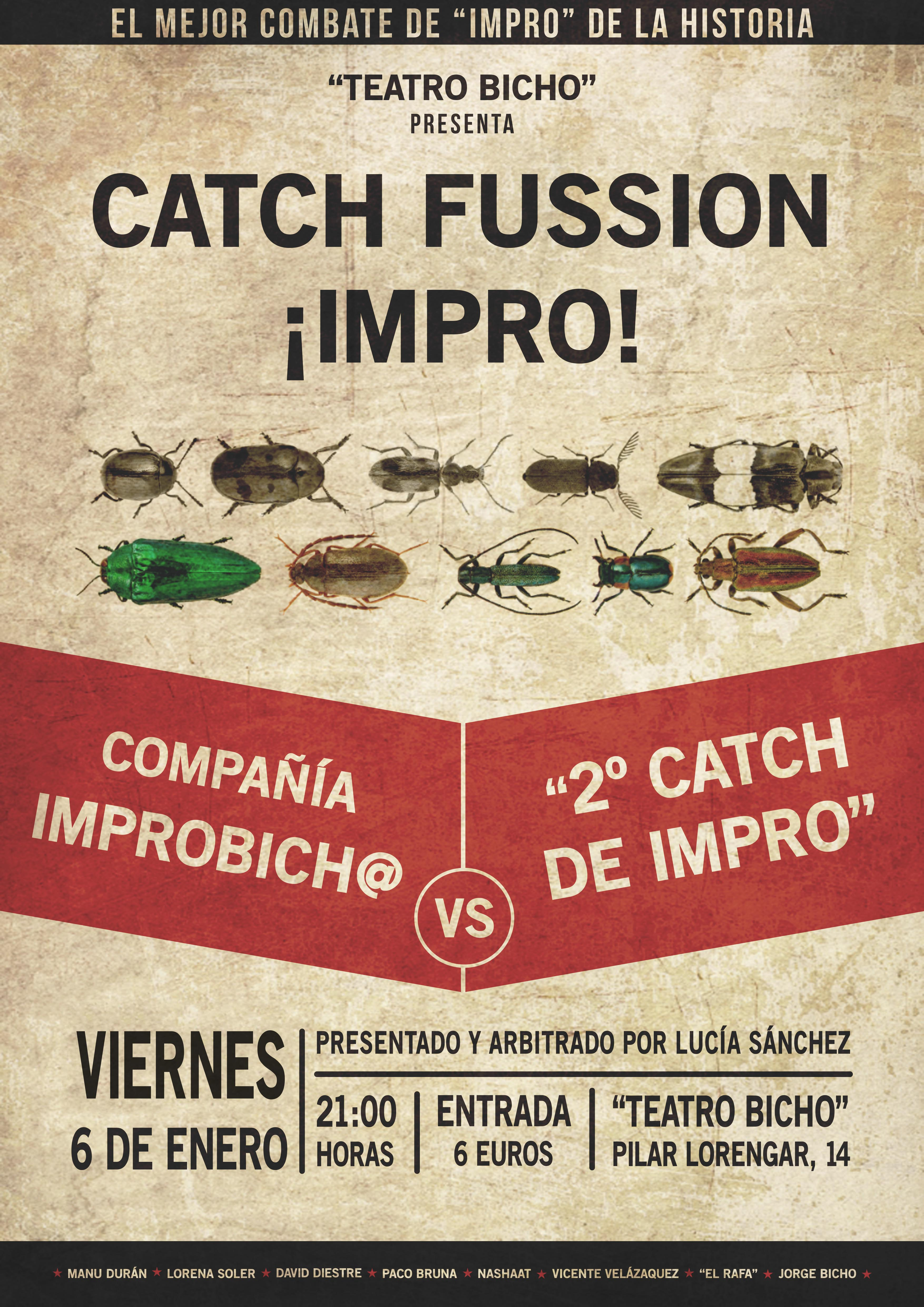 Catch Fussion