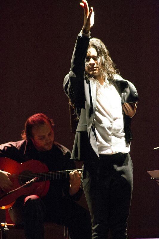 "Salvador Gabarre ""El Chapi"" + José María Jiménez Grupo (Flamenco)"
