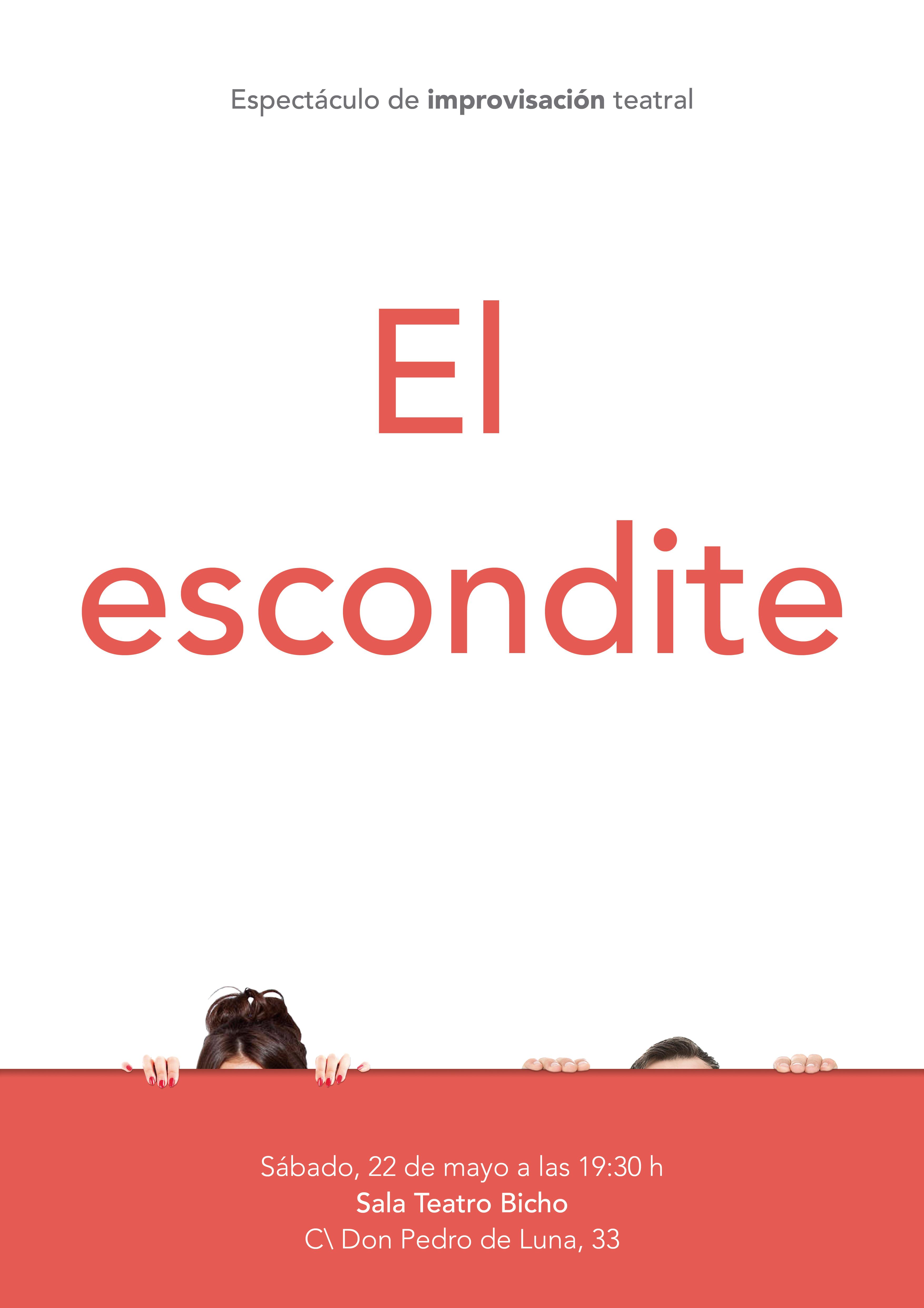 «El Escondite». Cia Teatro Bicho