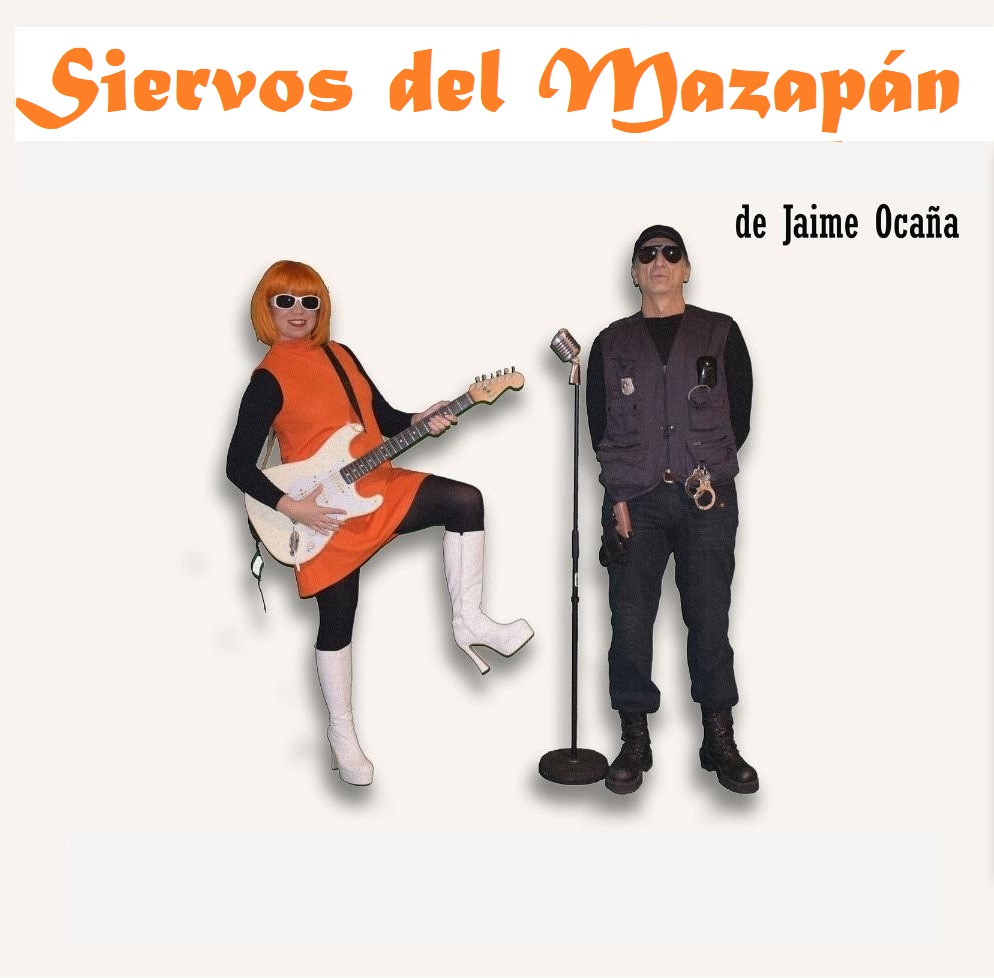 Siervos del mazapán, Jaime Ocaña y Catalina Pueyo