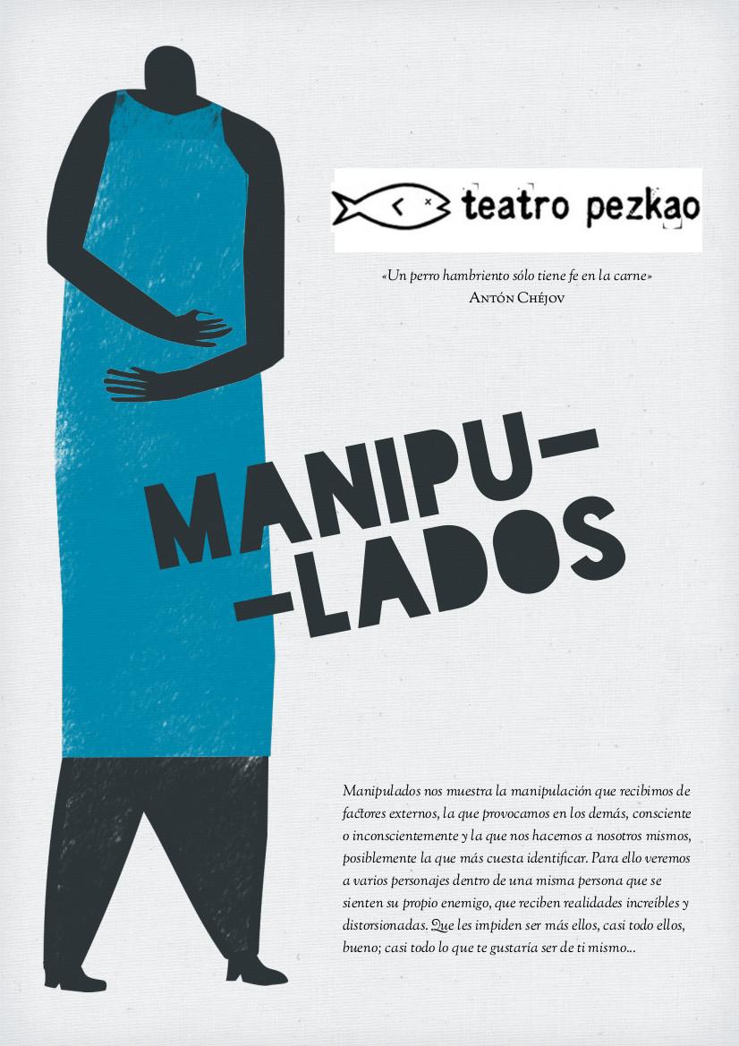 """""""Manipulados"""" Cía Teatro PezKao"""