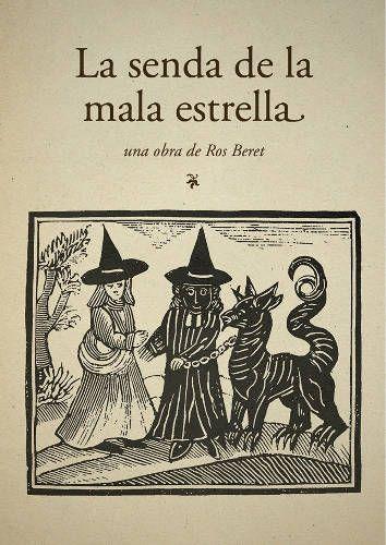 """""""La sombra de la mala estrella"""", Ros Beret"""