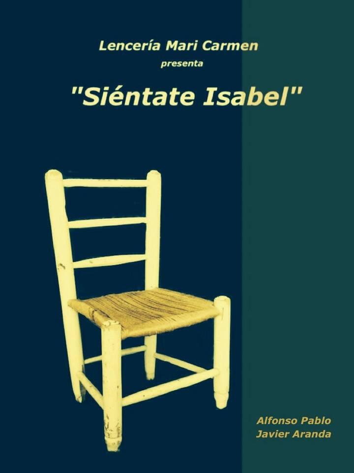 """""""Microteatro"""" Lencería Mari carmen """"Siéntate Isabel"""" Teatro PezKao """"Antitramas del arenque y otras no historias"""""""