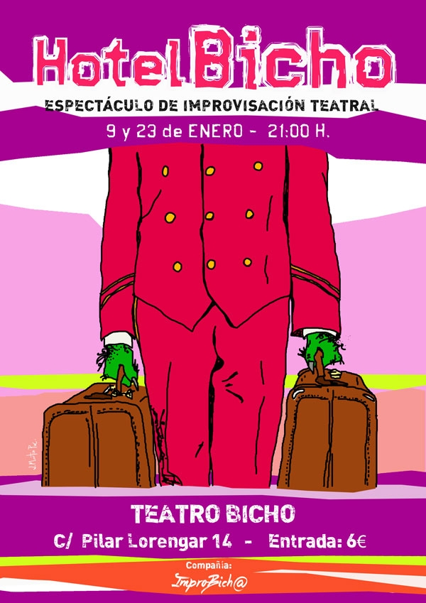 Hotel Bicho/ImproBich@