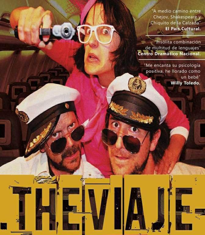 """The viaje"" COMEDIA. LOS WILLYAMS"