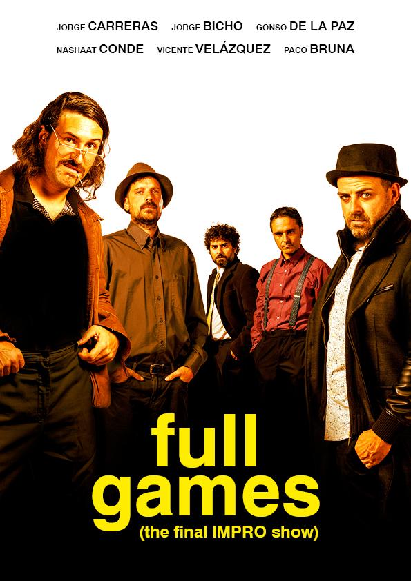 """Full games""  ImproBich@"