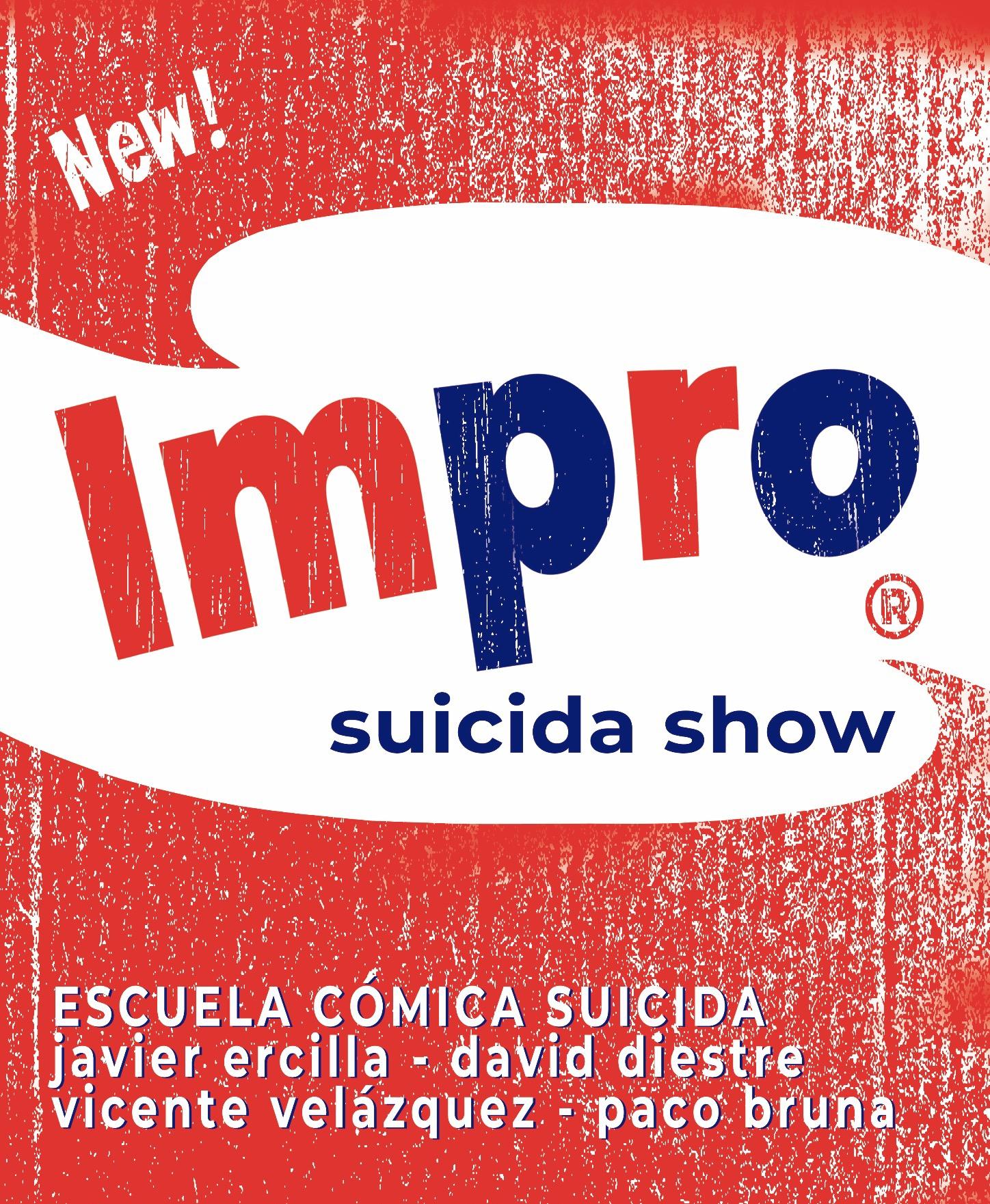 'Impro Suicida Show' Cia Escuela cómica suicida