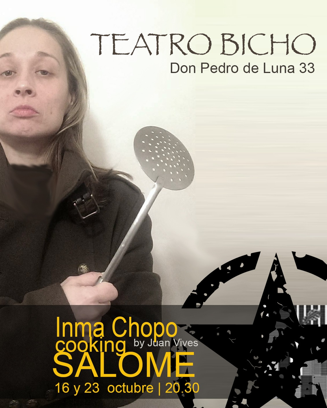 """Cooking Salomé"" Cía Inma Chopo"